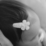 Barrette bébé anti-glisse Pleindebisous